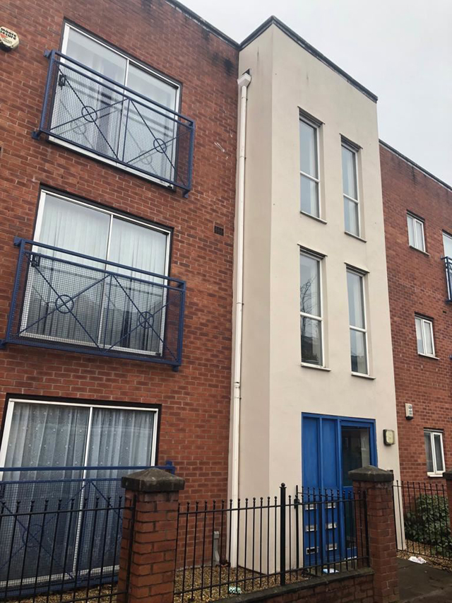 2 Bed Flat in the centre Hulme